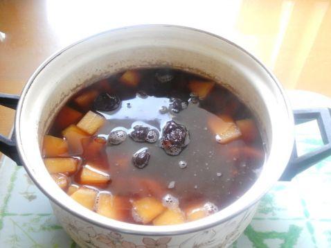 桂圆蜜枣木瓜汤怎么炒