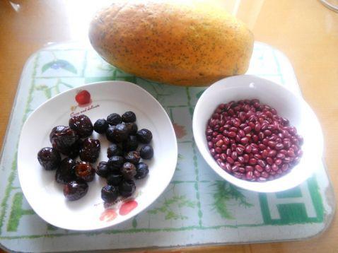 桂圆蜜枣木瓜汤的做法大全