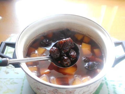 桂圆蜜枣木瓜汤怎么做
