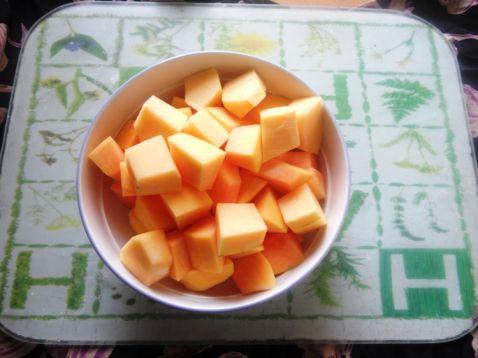 桂圆蜜枣木瓜汤的做法图解