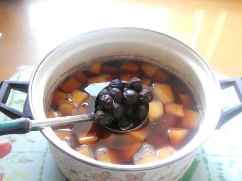 桂圆蜜枣木瓜汤怎么吃