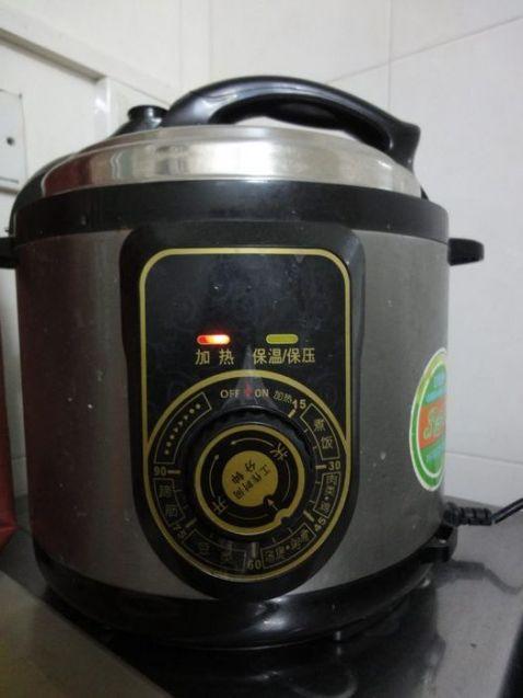 咸猪骨粥怎么煮