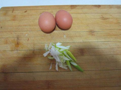 鸡蛋炒菜花的做法图解