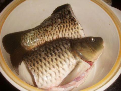 鲤鱼汤的做法图解
