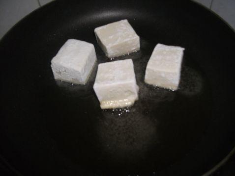 香辣浇汁豆腐怎么吃