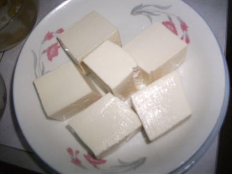香辣浇汁豆腐的做法大全