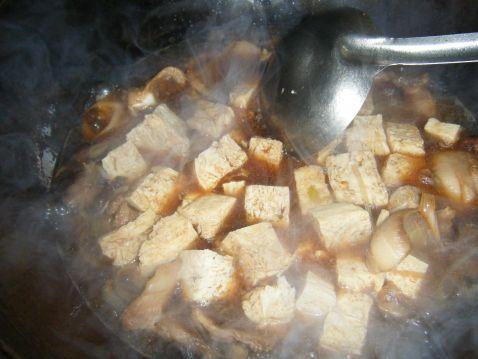 大白菜冻豆腐怎么煮