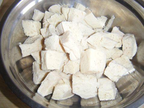 大白菜冻豆腐的做法图解