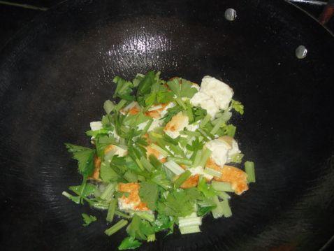 芹菜豆腐汤的简单做法