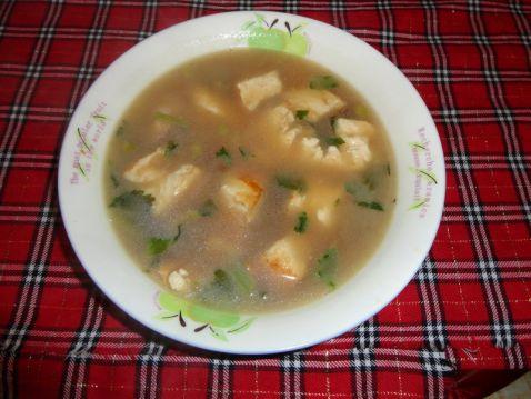 芹菜豆腐汤怎么做