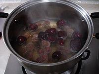 桂圆肉花生鱼头汤的家常做法