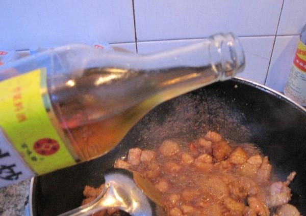 干豆角炖红烧肉的简单做法