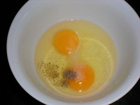 雪菜涨蛋的做法图解