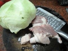 香辣菜肉包的家常做法