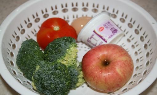 酸奶蔬果沙拉的做法大全