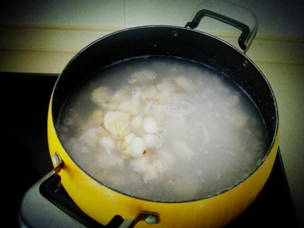 百合薏米汤怎么吃