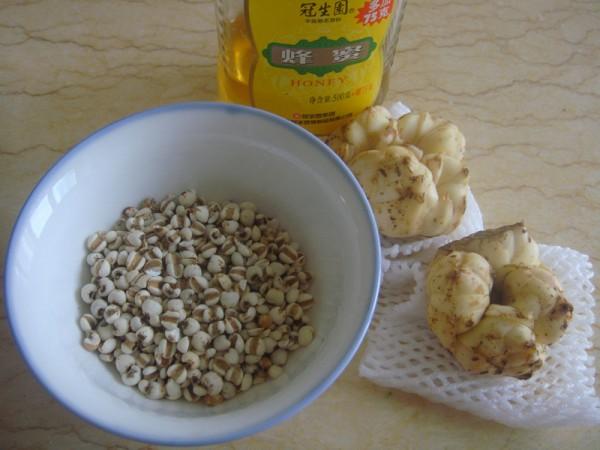 百合薏米汤的做法大全