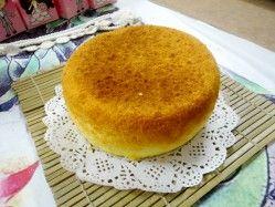 黄金海绵蛋糕的制作