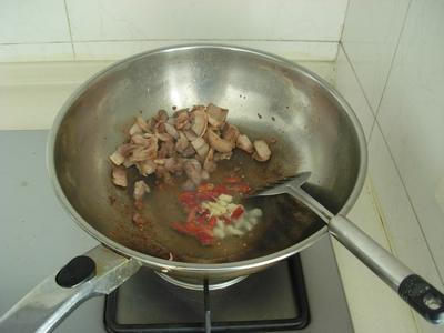 甜椒小炒肉怎么做