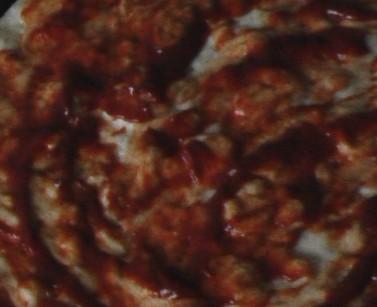腊肉火腿披萨怎么煮