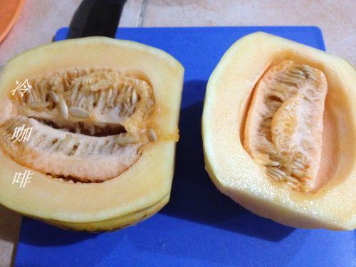 兰香子香瓜饮的家常做法