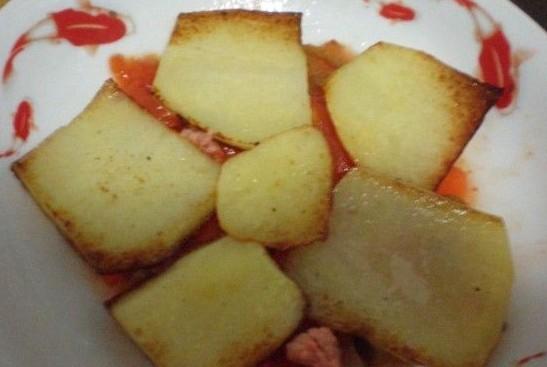 千层土豆怎么煮