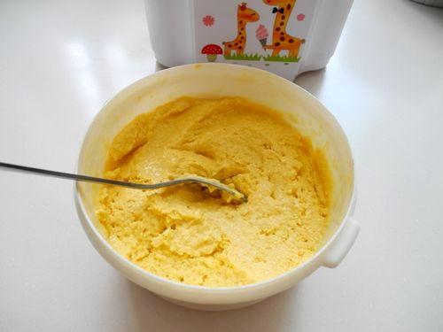 清凉芒果冰淇淋的制作