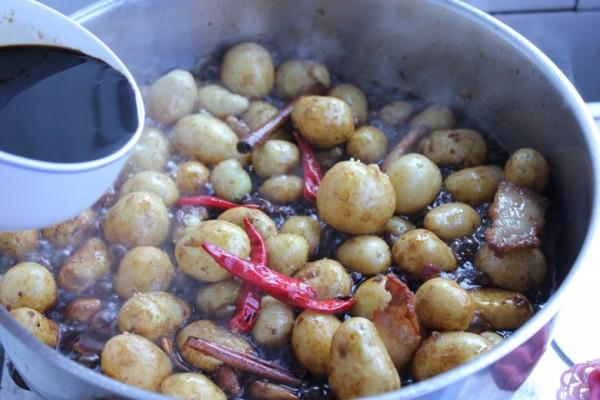 酱小土豆怎么做