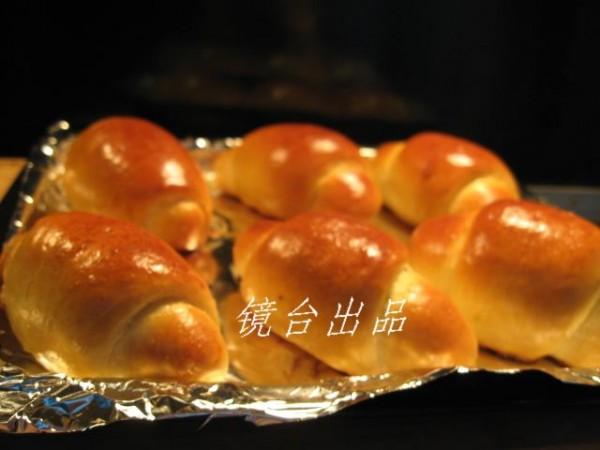 黄油肉松面包卷怎么炒