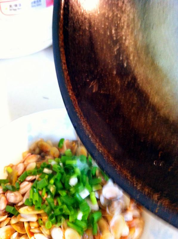 葱油海瓜子怎么吃