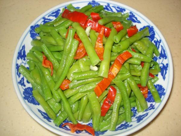 腐香长豆角怎么炒