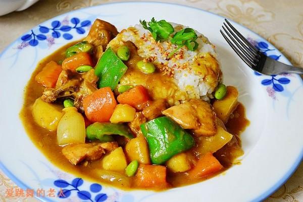 黄金咖喱鸡怎样煮