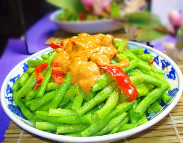腐香长豆角怎么煮