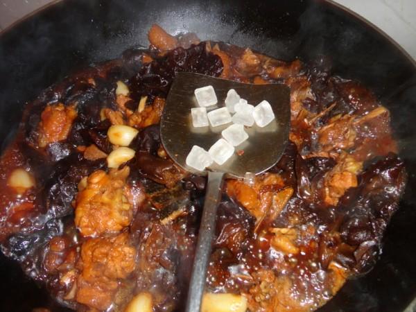 甲鱼煲鸡的制作方法