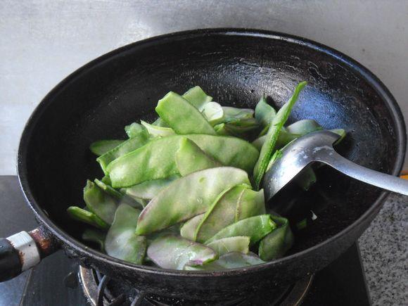 红烧肉烧扁豆的家常做法