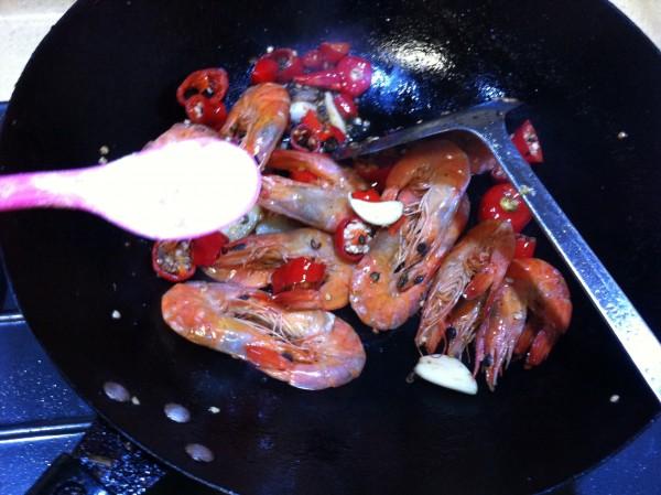麻辣基围虾怎么做