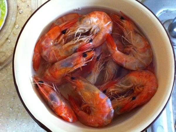 麻辣基围虾的做法大全