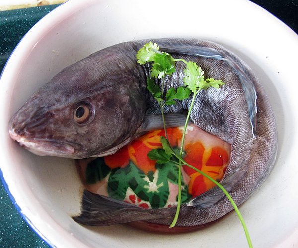 明太鱼汤的做法大全