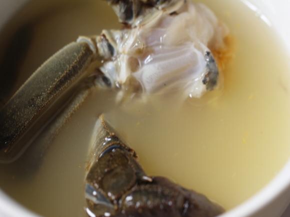 烩河蟹的简单做法