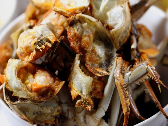 烩河蟹怎么煮