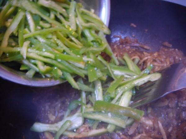 茄子丝炒辣子怎么煮