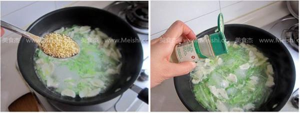 粉丝鱼丸汤的简单做法