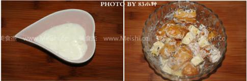 菠萝油条虾的家常做法