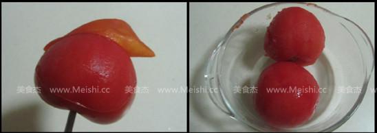 西红柿鸡蛋山药面的简单做法