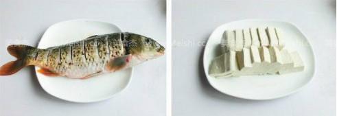 鲤鱼豆腐的做法图解