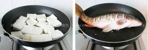 鲤鱼豆腐的家常做法