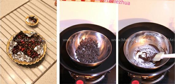 树莓奶油巧克力塔的家常做法