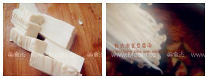 韩式泡菜豆腐汤的家常做法
