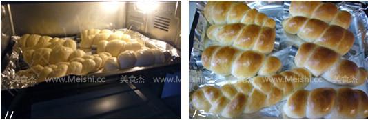 蜗牛面包怎么做