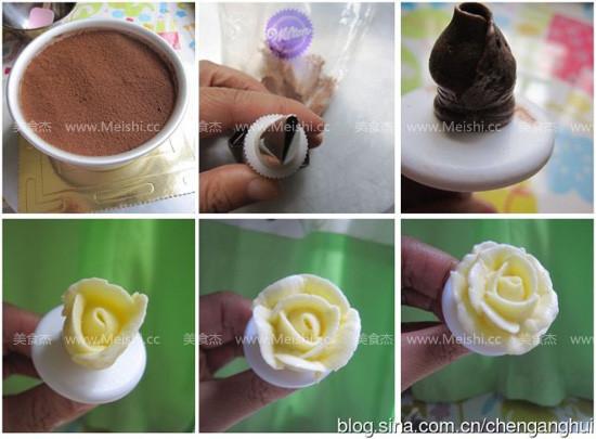 裱花版提拉米苏蛋糕的家常做法